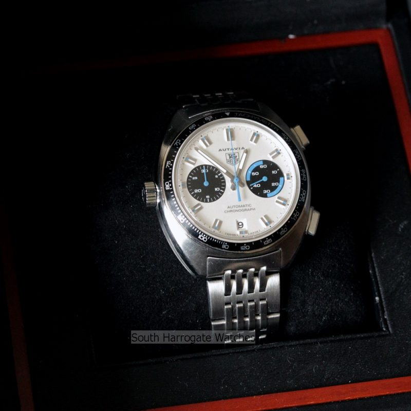 TAG HEUER Autavia Re Issue