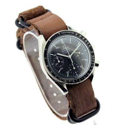 OMEGA Speedmaster reduced size retro watch : late 90s