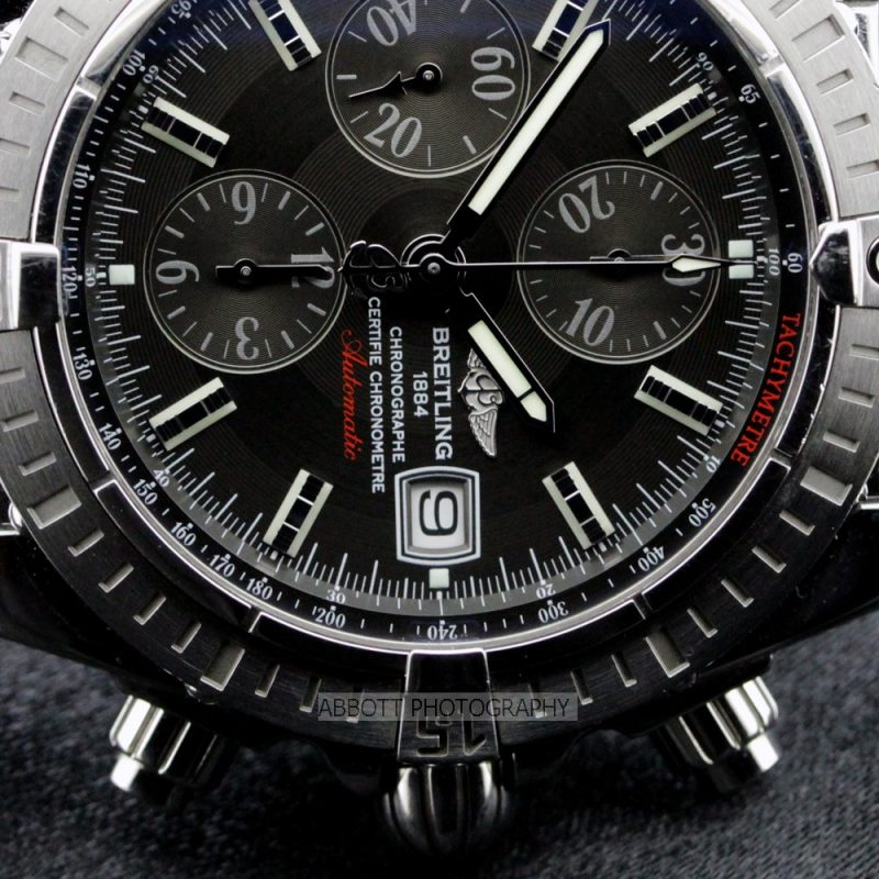 breitling A13356 chronomat evolution