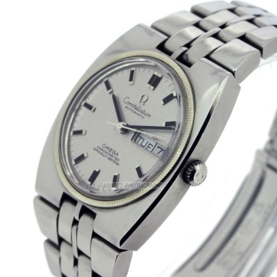 OMEGA CONSTELLATION Chronometer Day Date 1970 Automatic Watch 751 168.045 36mm