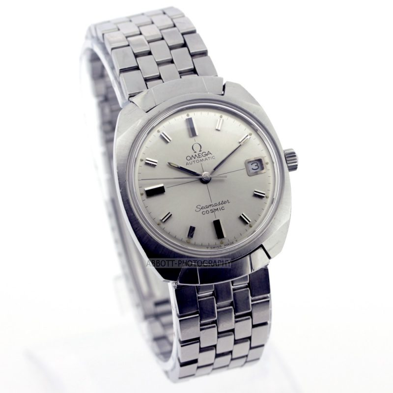 OMEGA Seamaster Cosmic Steel : Automatic 166.022 All Original Vintage1960s Retro Watch