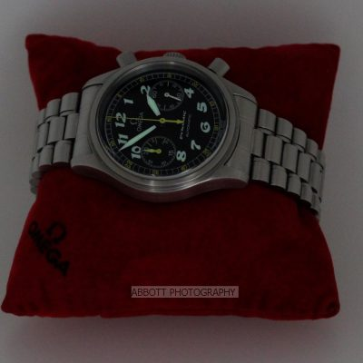 OMEGA Dynamic III Auto Chronograph 1998 retro watch