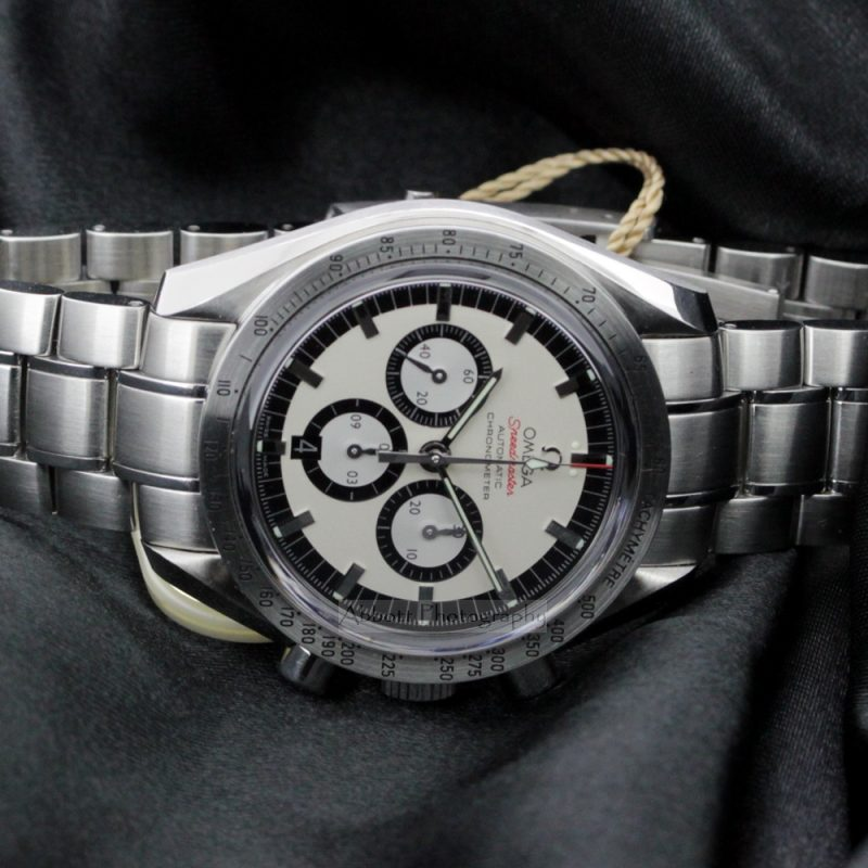 OMEGA Schumacher THE LEGEND Ref: 35063100 Cal 3301