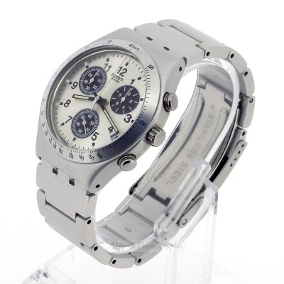 Swatch Irony Panda Chronograph 2003 Watch