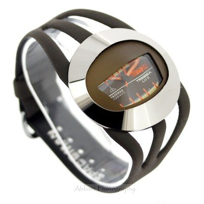 Tressa Lux Spaceman 70s Retro Watch