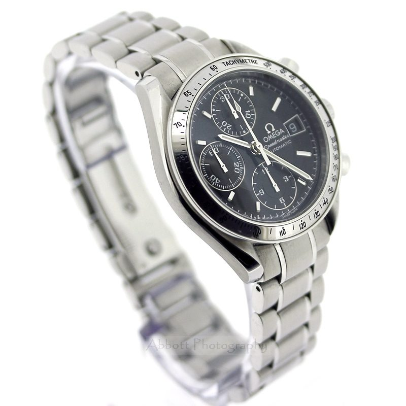 Omega Speedmaster Date 3513 50 00 Watch 39mm Chrono