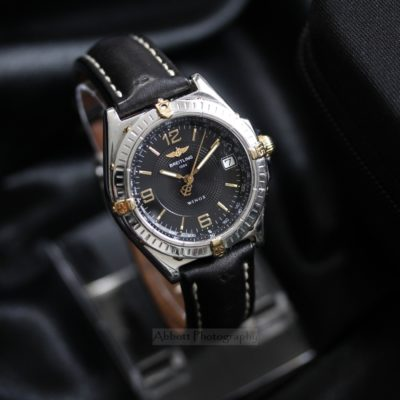 Breitling B10050 Automatic Wings Watch