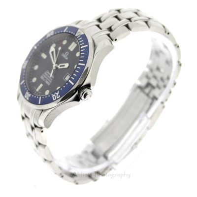 OMEGA Seamaster 300M 2531 8000 41mm Blue Dial Watch B & P 2003 Excellent