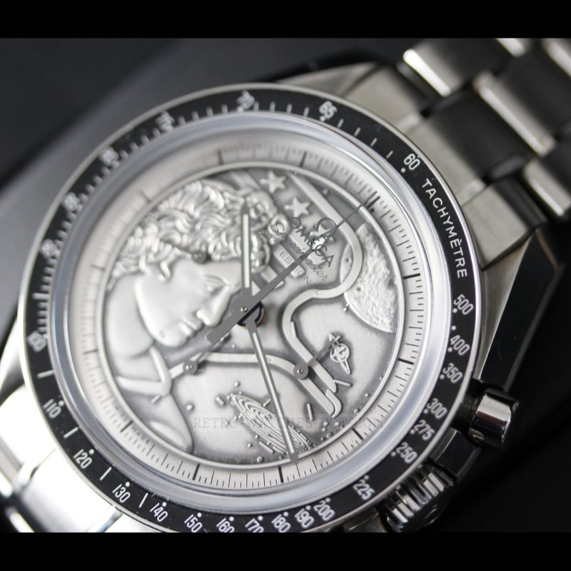 OMEGA Speedmaster Moonwatch Apollo 17 Limited Edition