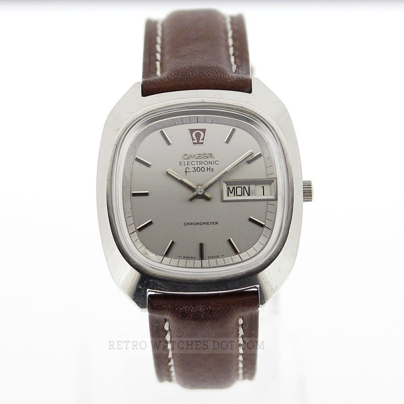 OMEGA Electronic F300 HZ Chronometer Watch