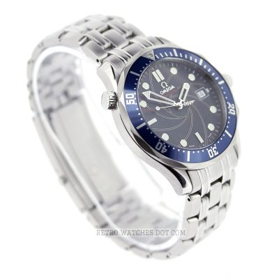 OMEGA Seamaster 300M Bond Limited Edition Watch 22268000