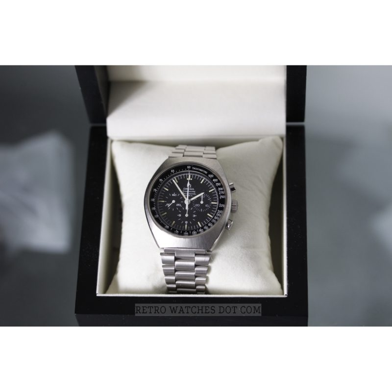 OMEGA Speedmaster Mark II 145.014 Mechanical Chronograph Vintage Retro Watch 1975 861 SERVICED
