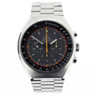OMEGA Speedmaster Mark II Racing Dial 861 Mechanical Chronograph Watch 1970