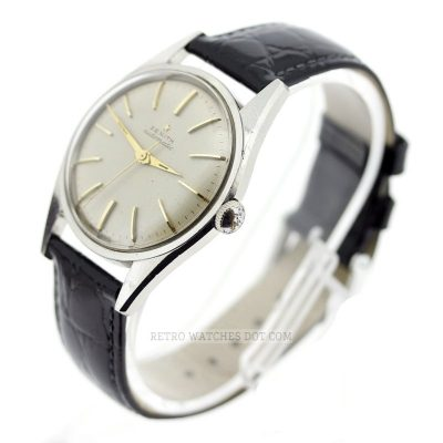 ZENITH Circa 1960s 34mm Automatic Swiss Vintage Watch 2522 PC