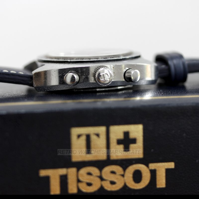TISSOT Seastar Chronograph Vintage Watch