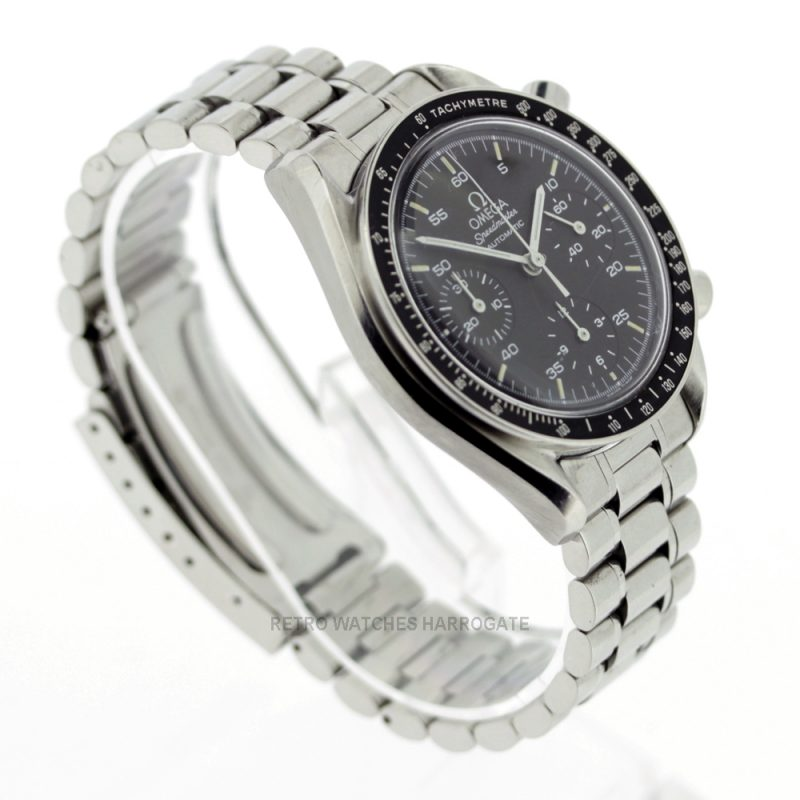 OMEGA Speedmaster Chronograph 1750032 Retro 90s Cal 1140 45J Automatic Watch