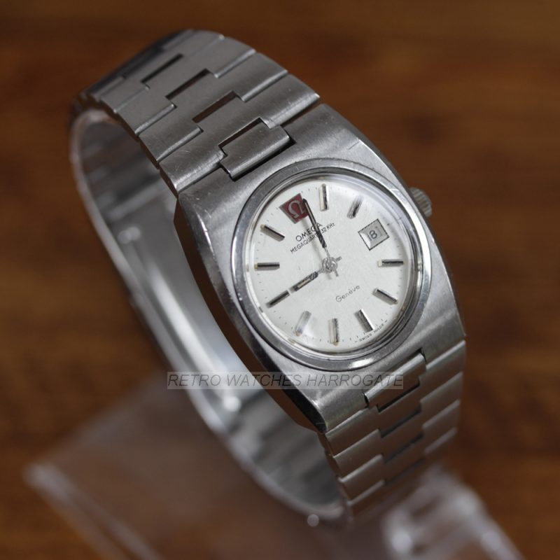 OMEGA Retro Megaquartz ladies Watch