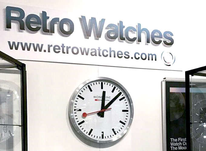 Retro Watches Harrogate