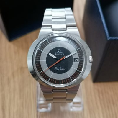 Omega Dynamic Vintage Watch